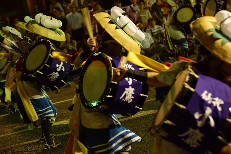 世界一の太鼓パレード「盛岡さんさ踊り」の楽しみ方!