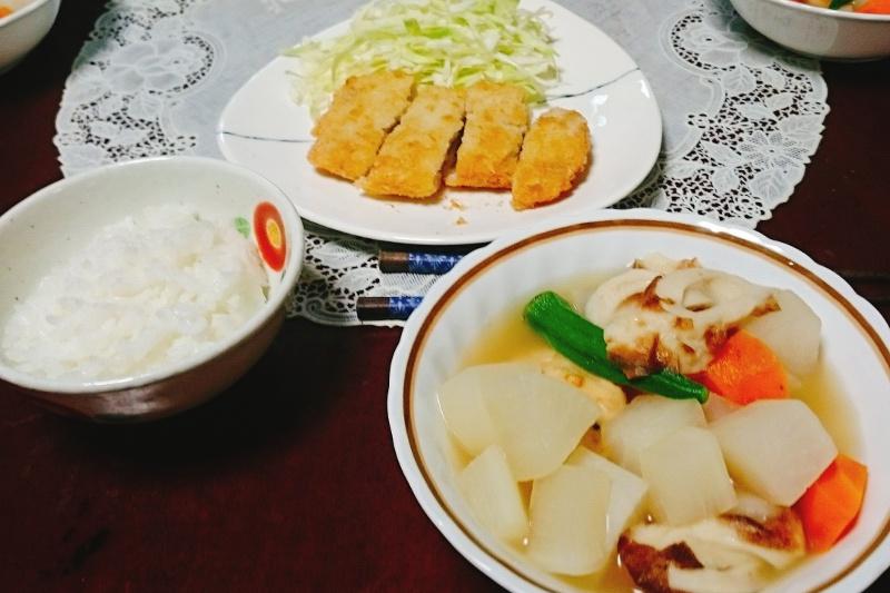 ヨシケイの簡単レシピで夕飯を作ったら、家族との時間が増えた。
