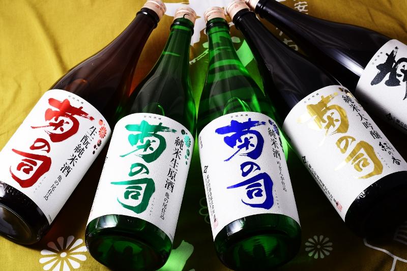 ラベルで楽しむ日本酒!酒質とデザイン
