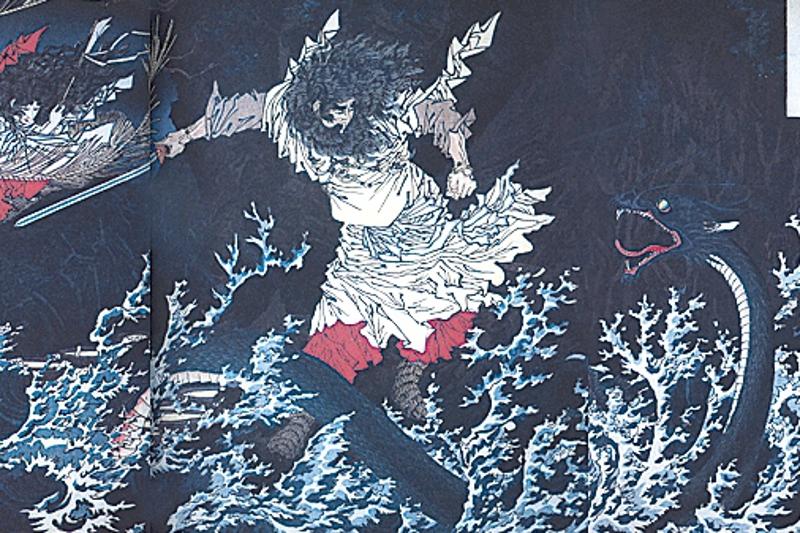 「ヤマタノオロチ」と果実の酒の神話から日本酒の歴史をたどる