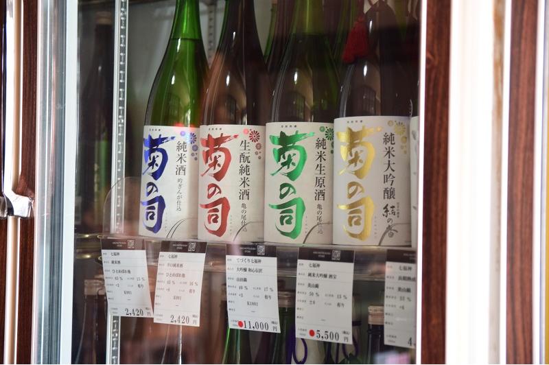 お土産で迷った時はココに注目!日本酒の買い方