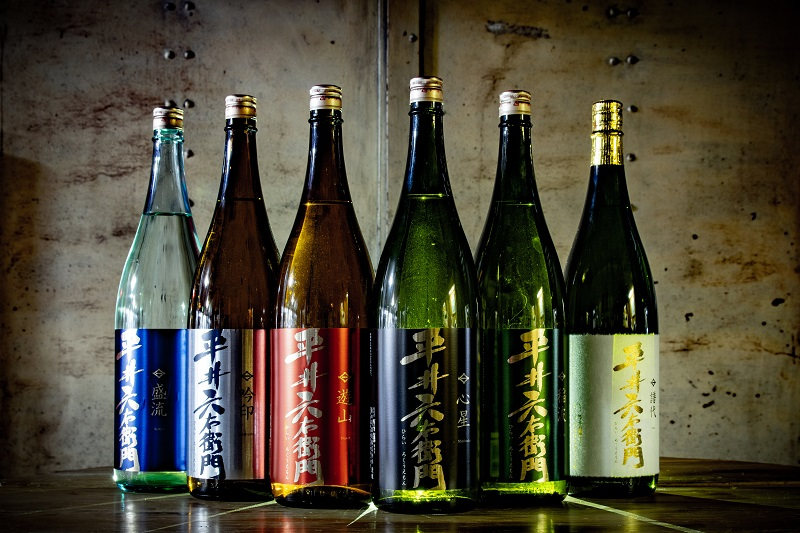 平井六右衛門|岩手の風景を日本で世界で楽しむ日本酒